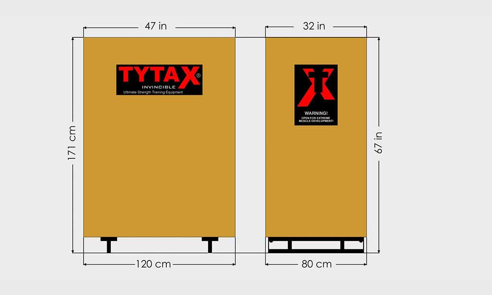 TYTAX S6 - Transportbox