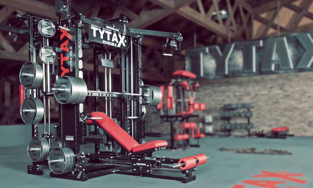 TYTAX T1-X - Home Gym