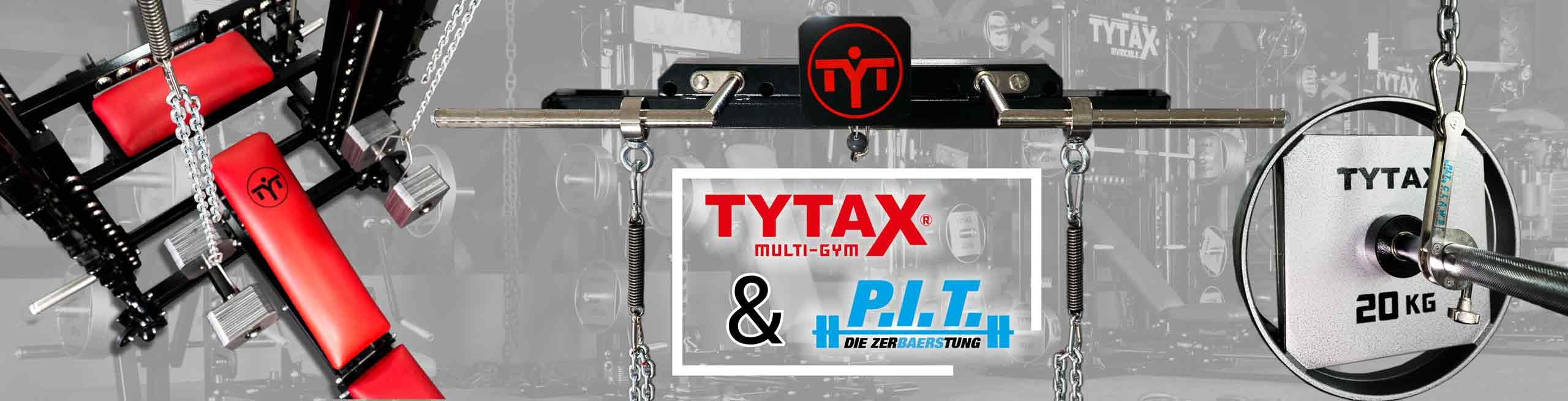 TYTAX Slider Landingpage - Option P.I.T.