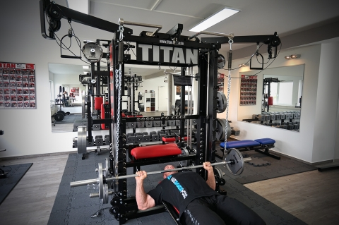 TITAN Multigym Option P.I.T