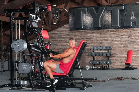 TYTAX M2 Multi-Gym Brustpresse