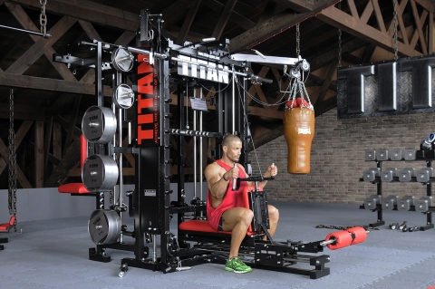 TITAN Homegym Unterarm Training