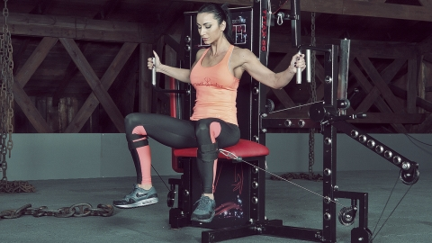 Cable Seated Hip Adduction | TYTAX® S6 hüftadduktion