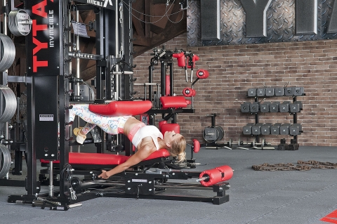 TYTAX Multipresse Glute Bridge