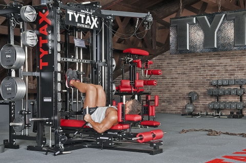 TYTAX Homegym Trizeps-Dips