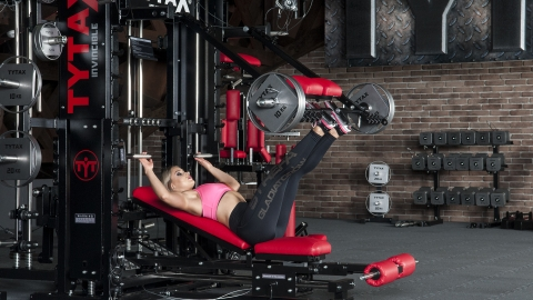 Lying Lever Leg Press | TYTAX® T1-X (Opt. JD)