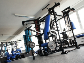 TITAN T3-X bei Bodystudios - Personal Training Gym Hamburg