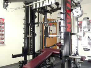 TITAN T1-X Homegym in Wien