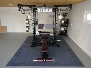 TITAN T1-X Multi-Gym Kraftstation