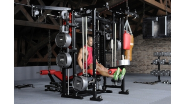 TITAN Homegym Beinstrecker
