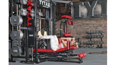 TYTAX Multi-Gym Beinpresse