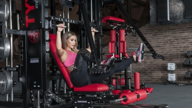 Alternating Lever Leg Press | TYTAX® T1-X (Opt. JD)