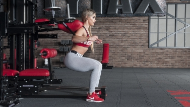 Lever Squat | TYTAX® T1-X (Opt. JD)