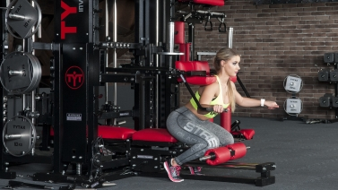 Lever Kneeling Squat | TYTAX® T1-X (Opt. JD)