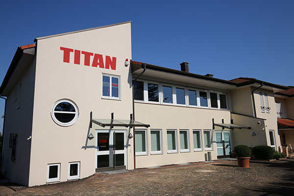 TITAN Germany Headquarter